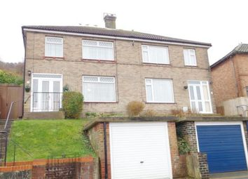 Thumbnail 3 bed semi-detached house for sale in Mount Road, Dover, Kent, .