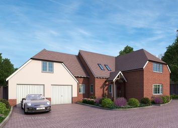 Thumbnail 5 bed detached house for sale in 'south Lodge', Putnoe Lane, Bedford