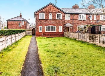 Thumbnail 3 bed terraced house for sale in Ferndale Gardens, Burnage, Manchester
