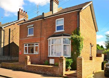 Thumbnail 3 bed semi-detached house for sale in Gladstone Road, Horsham, West Sussex