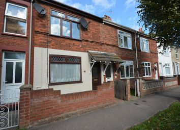 Thumbnail 3 bed terraced house for sale in Wellington Road, Lowestoft