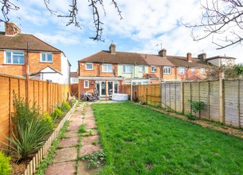 Thumbnail 3 bed end terrace house for sale in Ham Road, Worthing