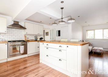 Thumbnail 4 bed detached house for sale in Angel Drive, North Walsham