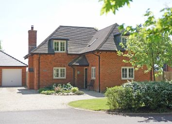 Thumbnail 4 bed detached house for sale in Faberstown, Ludgershall, Andover, Hampshrie