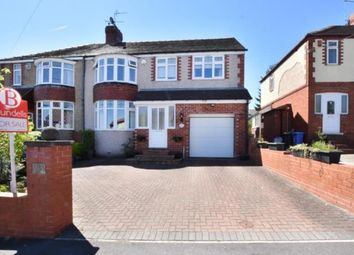 Thumbnail 4 bed semi-detached house for sale in Stuart Road, Chapeltown, Sheffield, South Yorkshire