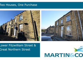 Thumbnail 6 bed end terrace house for sale in Lower Fitzwilliam Street, Huddersfield