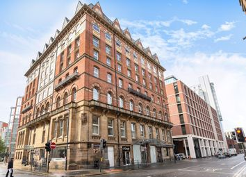 Thumbnail 3 bedroom flat for sale in City Central, Wellington Street, Leeds