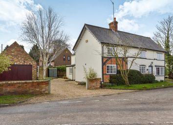 Thumbnail 4 bed cottage for sale in Stock Lane, Whaddon, Milton Keynes