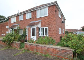 Thumbnail 1 bedroom semi-detached house to rent in Alexandra Drive, Wivenhoe, Colchester