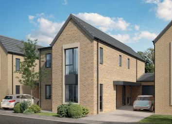 Thumbnail 4 bed link-detached house for sale in Mulberry Park, Combe Down, Bath