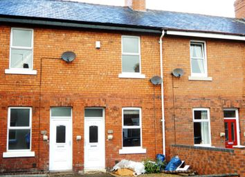 Thumbnail 2 bed terraced house for sale in 119 Greystone Road, Carlisle, Cumbria