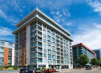 Thumbnail Flat for sale in The Oxygen Building, 18 Western Gateway, Canary Wharf, London