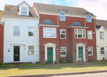 Thumbnail 4 bedroom town house for sale in Whinchat, Watermead, Aylesbury