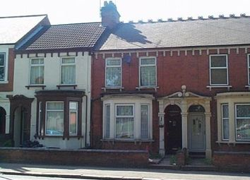 Thumbnail 3 bed terraced house to rent in Towcester Road, Northampton