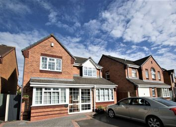 Thumbnail 4 bed detached house to rent in Warwick Way, Leegomery