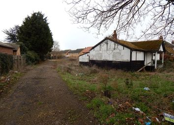 Thumbnail Land for sale in 83 Oxney Road, Peterborough, Cambridgeshire