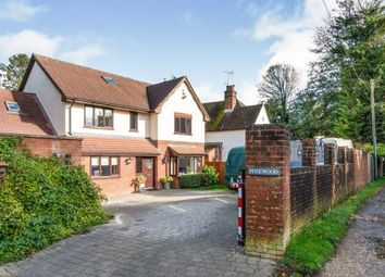 Worting, Basingstoke, Hampshire RG22. 4 bed detached house for sale