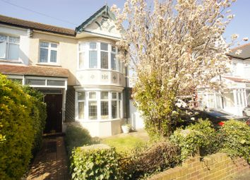 Thumbnail 3 bed end terrace house for sale in Rowden Road, London