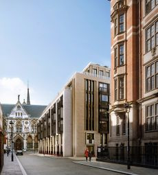 Thumbnail 3 bed flat for sale in Lincoln Square, Holborn, London