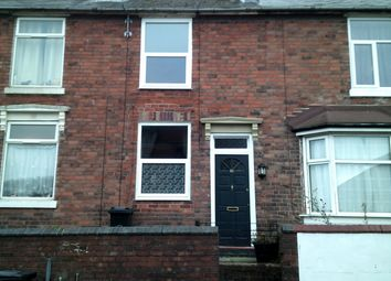 Thumbnail 2 bedroom terraced house to rent in Colley Lane, Halesowen, West Midlands