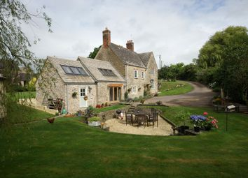 Thumbnail 4 bed detached house for sale in South Brewham, Bruton, Somerset