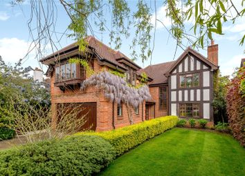 5 bed detached house for sale in Chestnut Avenue, Chorleywood, Rickmansworth, Hertfordshire WD3