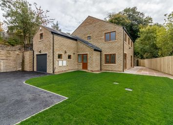 Thumbnail 4 bed detached house for sale in Acre Lane, Meltham, Holmfirth