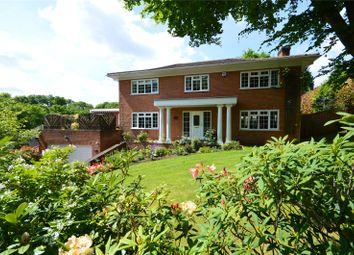 Thumbnail 5 bed detached house for sale in Magnolia Dene, Hazlemere, Buckinghamshire