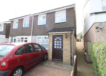 Thumbnail 3 bedroom semi-detached house for sale in Strangers Way, Luton