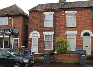 Thumbnail 2 bed end terrace house for sale in 253A Heigham Street, Norwich, Norfolk