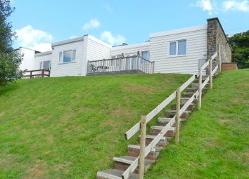 Thumbnail 2 bed flat for sale in Folkeston Hill Chalets, Nolton Haven, Haverfordwest
