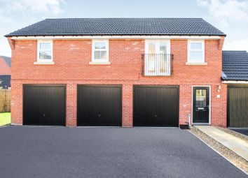 Thumbnail 2 bed flat for sale in Beck View, Woodlesford