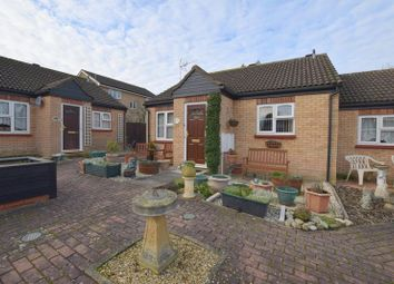 Thumbnail 2 bed bungalow for sale in Germander Place, Conniburrow, Milton Keynes
