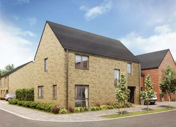Thumbnail 4 bed detached house for sale in Centennial Gate, Waterbeach, Welwyn Garden City, Hertfordshire