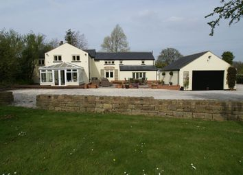 Thumbnail 3 bedroom detached house for sale in Palterton Lane, Sutton Scarsdale, Chesterfield, Derbyshire