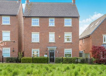 Thumbnail 4 bed town house for sale in Applewood Grove, Halewood, Liverpool