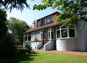 Thumbnail 4 bed detached house for sale in Barr Crescent, Largs