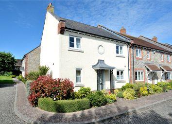 Thumbnail 3 bed end terrace house for sale in Stapleford Court, Stalbridge, Sturminster Newton, Dorset