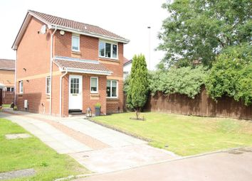 Thumbnail 3 bed detached house for sale in Timmons Grove, Bellshill