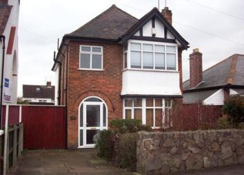 Thumbnail 3 bed detached house for sale in Narborough Road South, Leicester