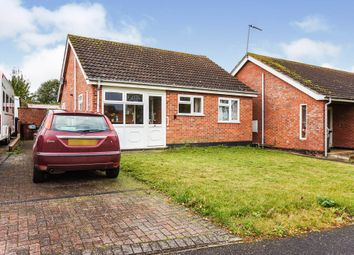 Thumbnail 2 bed detached bungalow for sale in Church View, Redenhall, Harleston