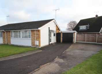 Thumbnail 2 bed semi-detached bungalow for sale in Carolina Way, Tiptree, Colchester