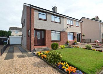 Thumbnail 3 bed semi-detached house for sale in Kirkwall Avenue, Priory Bridge, Blantyre