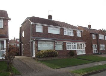 Thumbnail 3 bed semi-detached house for sale in Teesdale Road, Dartford