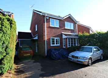 Thumbnail 4 bed detached house for sale in Foxglove Road, Broomhall, Worcester