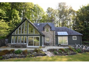 Thumbnail 3 bed cottage to rent in Donavourd, Pitlochry