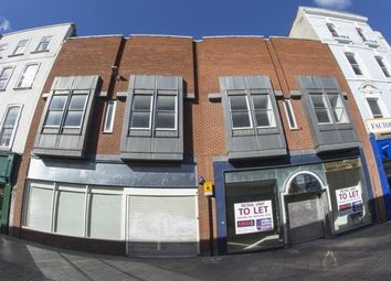 Thumbnail Retail premises for sale in 24-26, Market Place, Leicester