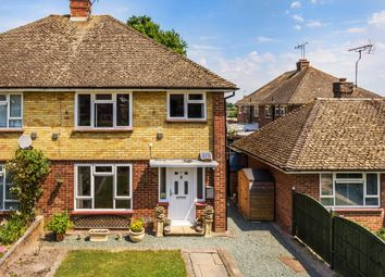 Thumbnail 3 bed semi-detached house for sale in Perrylands, Charlwood