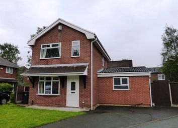 Thumbnail 4 bed detached house for sale in Sabre Close, Murdishaw, Runcorn
