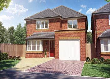 Thumbnail 4 bed detached house for sale in Forest Drive, Rickerscote Road, Stafford